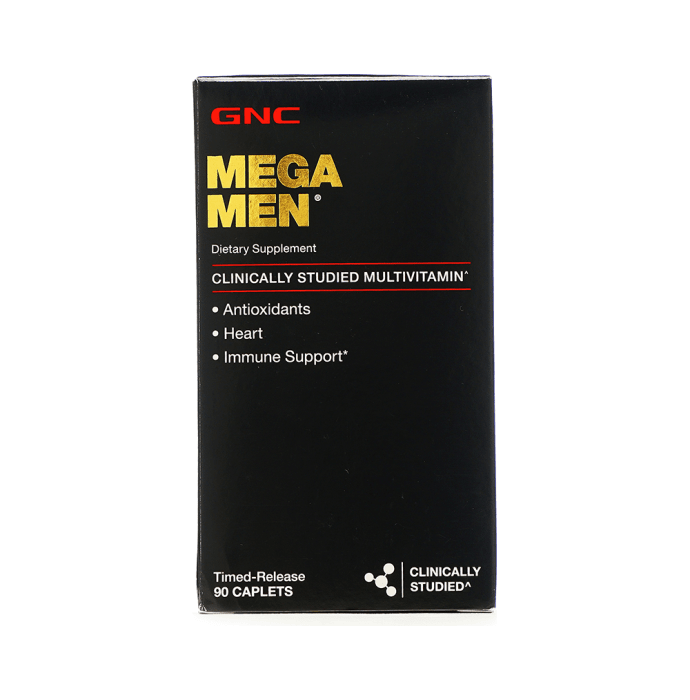 GNC Mega Men Caplet