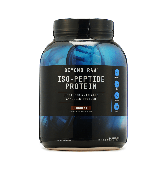GNC Beyond Raw ISO-Peptide Protein Chocolate