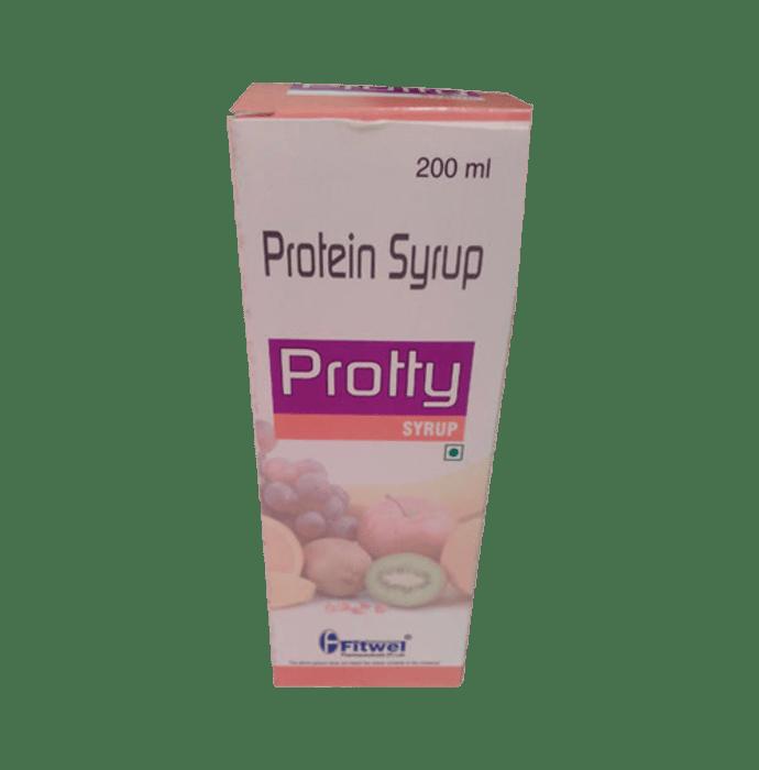 Protty Syrup