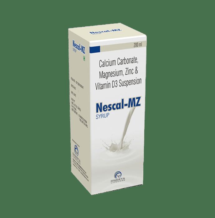 Nescal -MZ Syrup