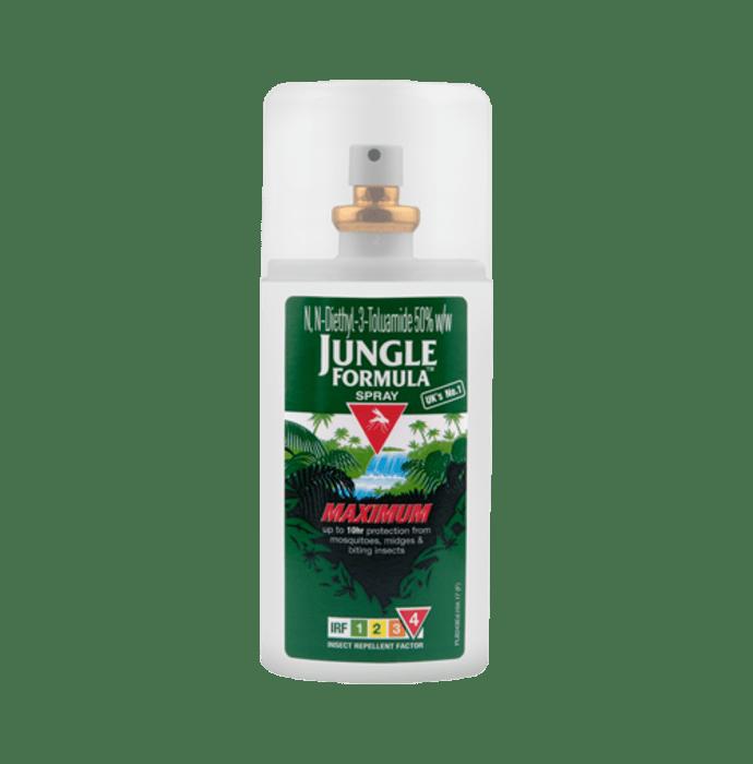 Jungle Formula Maximum Mosquito Spray