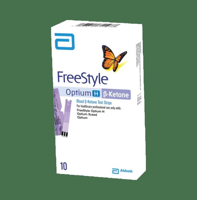 FreeStyle Optium H Beta-Ketone Test Strip