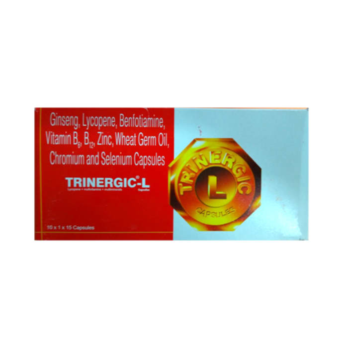 Trinergic -L Capsule