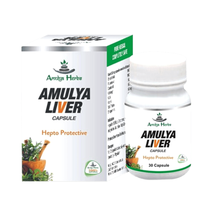 Amulya Liver Capsule