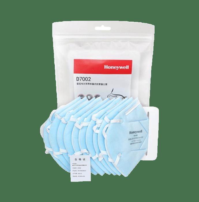 Honeywell PM 2.5 ED 7002 Anti-Pollution Foldable Face Mask Fresh Blue