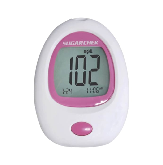 Sugarchek Glucometer with 15 Test Strips