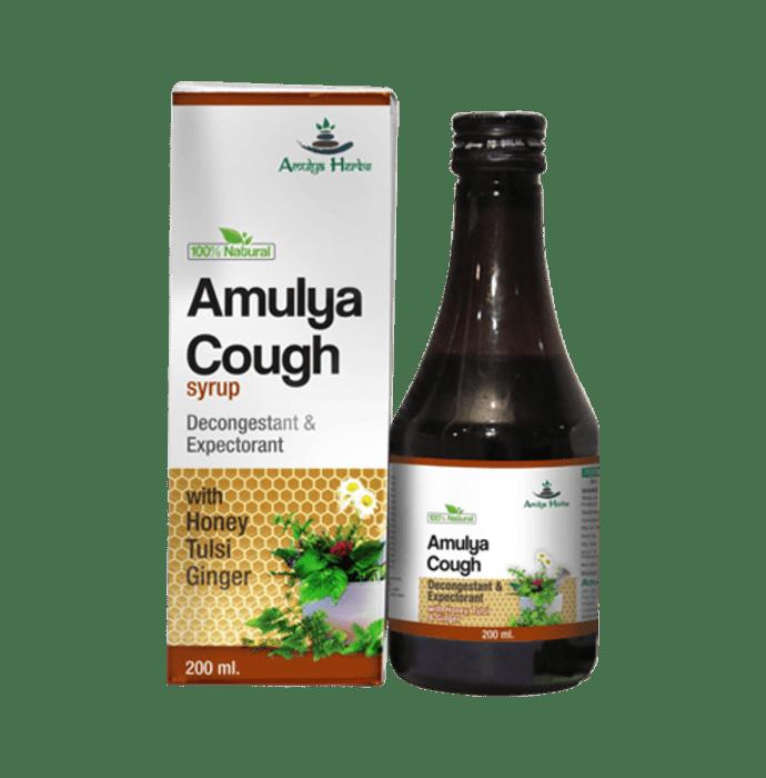Amulya Cough Syrup