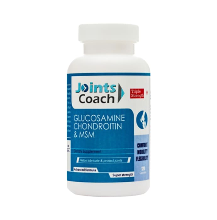 Joints Coach Glucosamine Chondroitin & Msm Capsule
