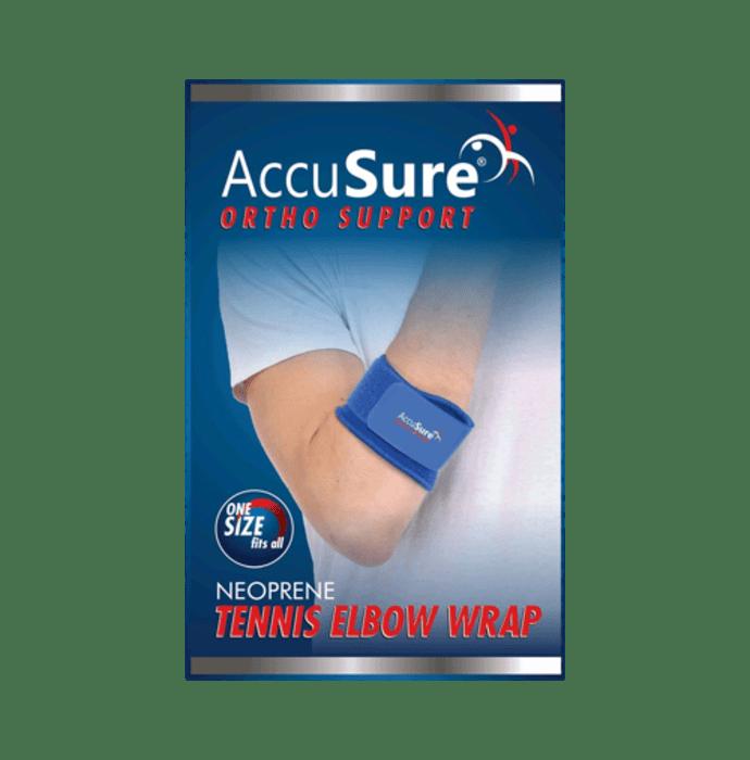 AccuSure E-1 Tennis Elbow Wrap Neoprene