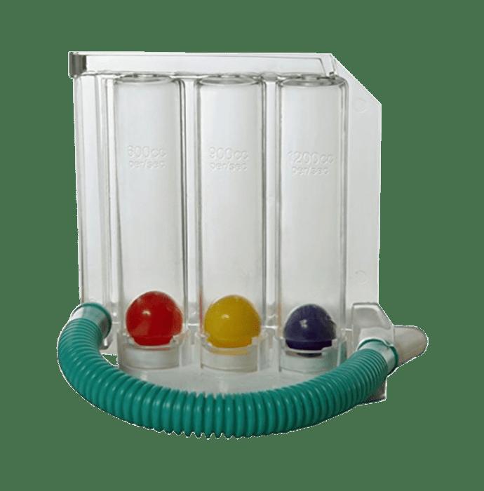 INFI Respiratory Spirometer Lung Excerciser