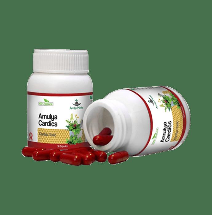 Amulya Cardics Capsule
