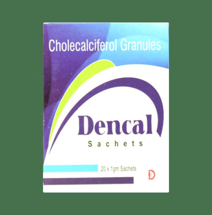 Dencal Sachet