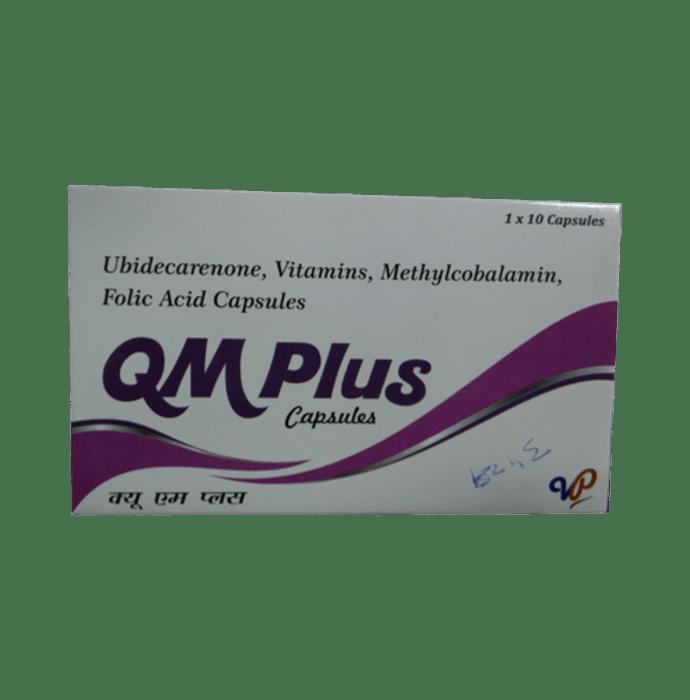 QM-Plus Capsule