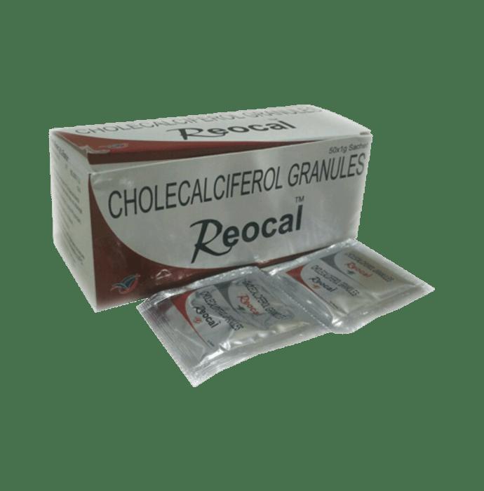 Reocal Granules
