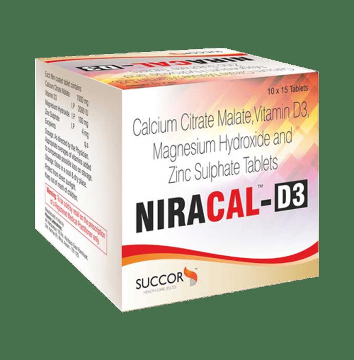 Niracal D3 Tablet