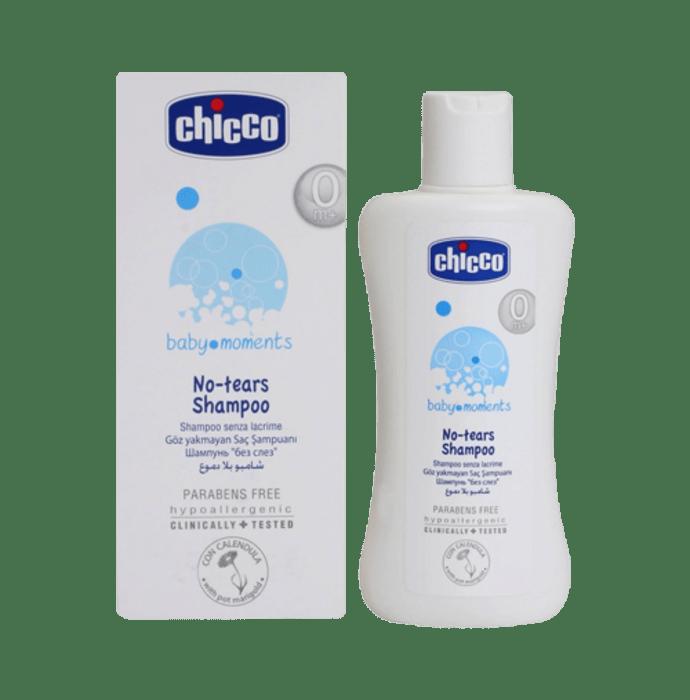 Chicco Baby Moments NO-Tears Shampoo
