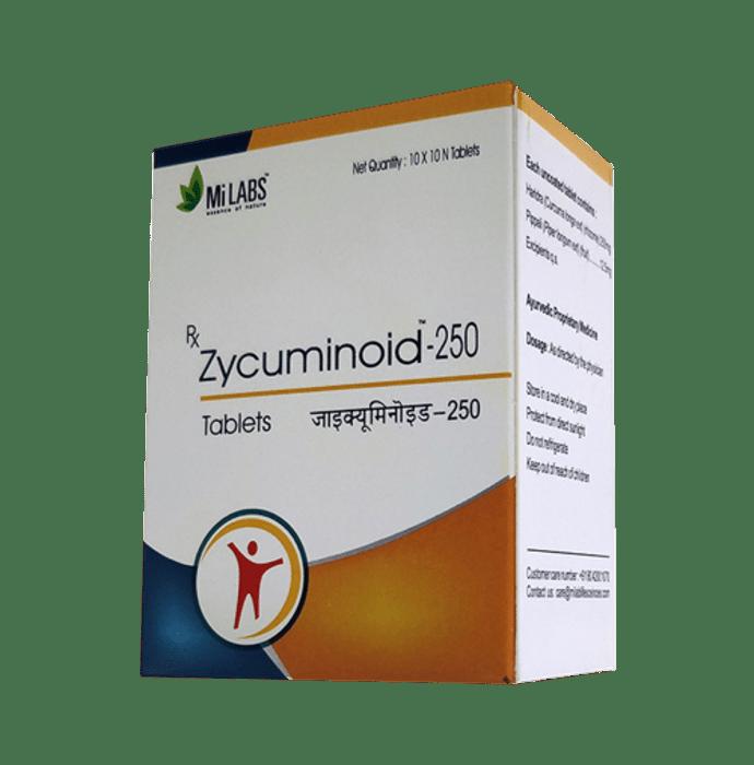 Zycuminoid 250mg Tablet