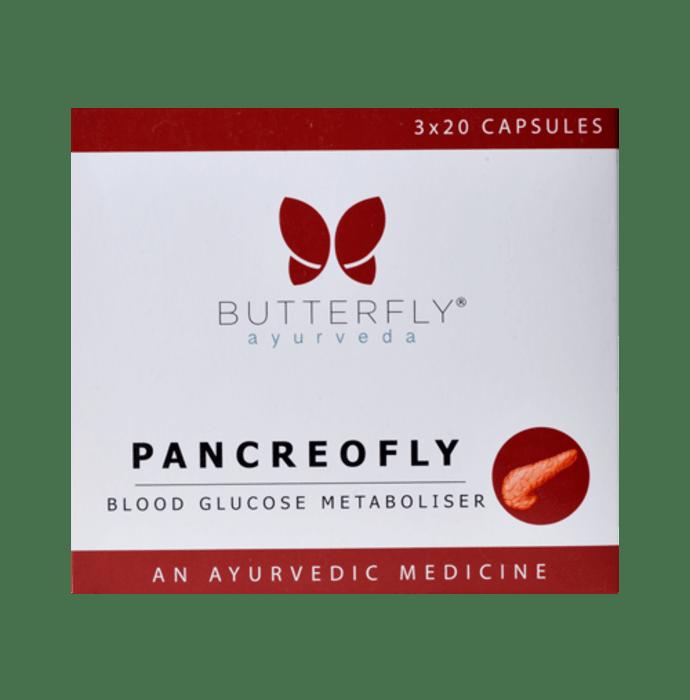 Butterfly Ayurveda Pancreofly Capsule