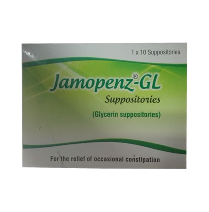 Jamopenz- GL Suppository