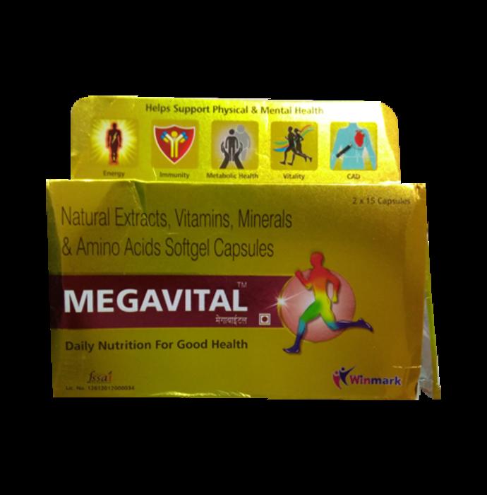 Megavital Capsule