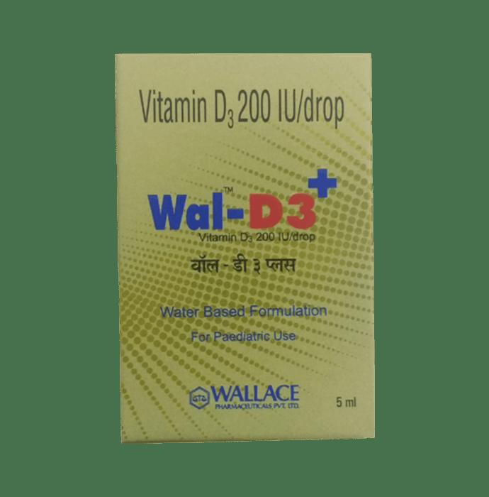 Wal-D3 Plus Oral Drops