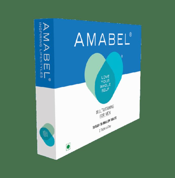Amabel Multivitamins & Minerals For Men Tablet