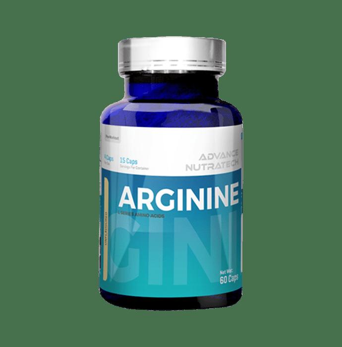 Advance Nutratech Arginine Pre-Workout Capsule