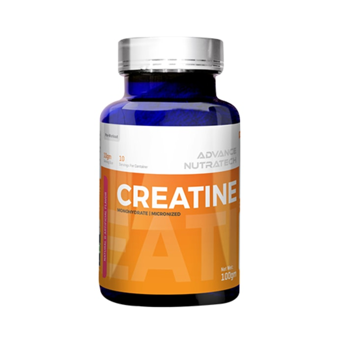 Advance Nutratech Creatine Monohydrate Powder