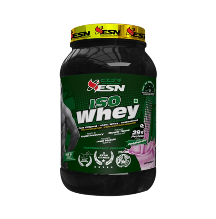 ESN Iso Whey Powder Strawberry