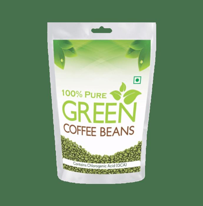 Pure organic Arabica Green Coffee Beans
