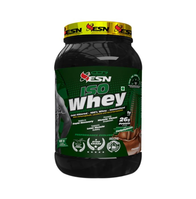 ESN Iso Whey Powder Chocolate