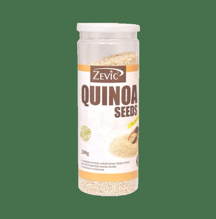 Zevic Organic White Quinoa Seeds