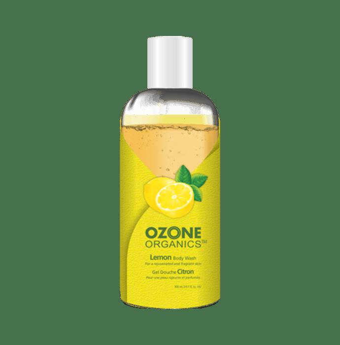 Ozone Organics Lemon Body Wash