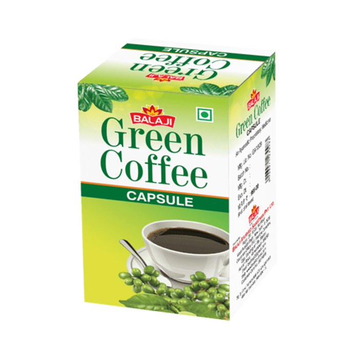 Balaji Green Coffee Capsule