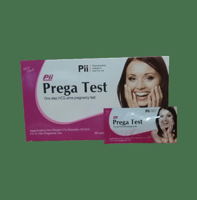 PII Prega Test Kit