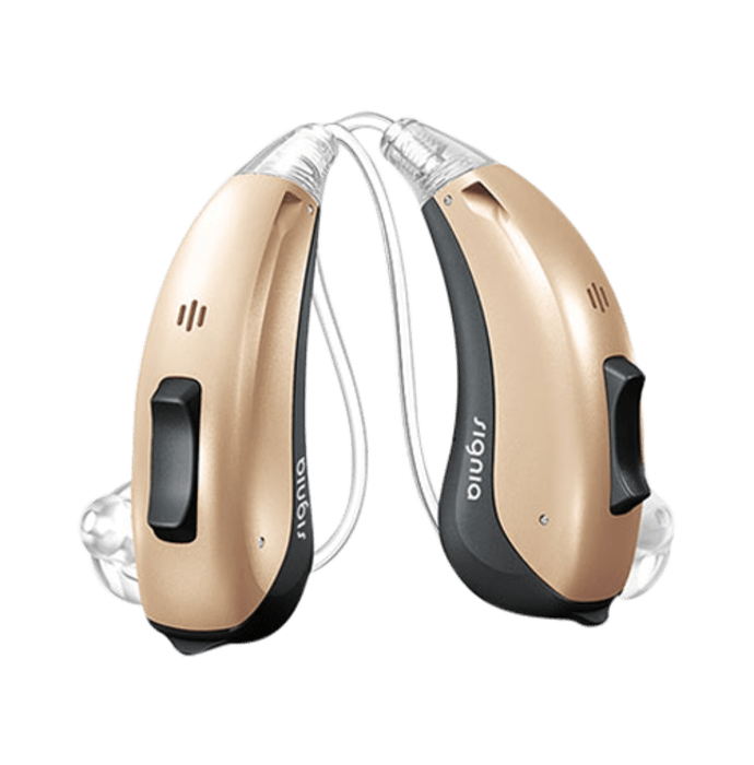 Siemens Signia Motion 13 7Nx Hearing Aid
