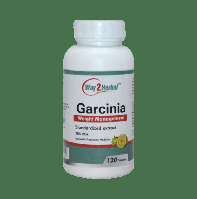 Way2Herbal Garcinia Capsule