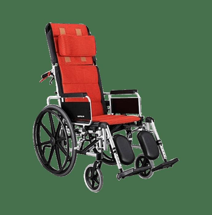 Karma Multi Functional KM 5000 F24 with Magwheels Manual Wheelchair