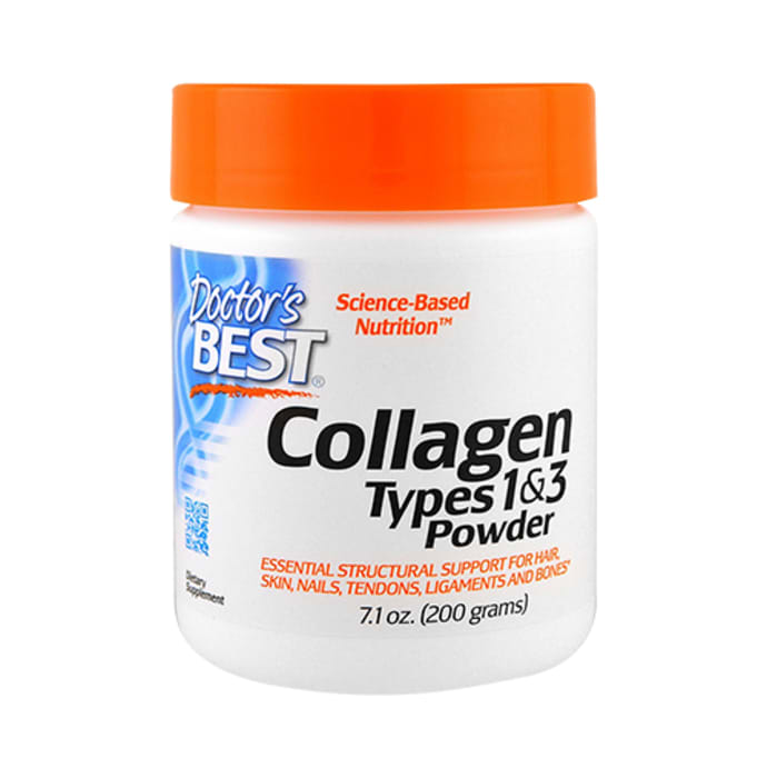 Doctor's Best Collagen Types 1 and 3 Powder