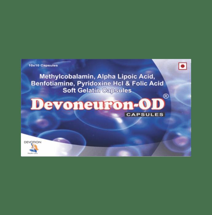 Devoneuron -OD Soft Gelatin Capsule