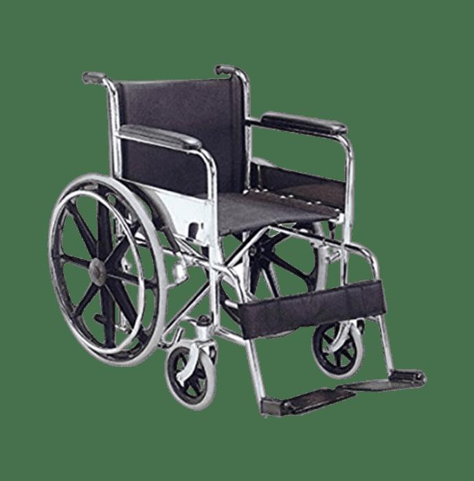 Karma Foldable- Mag Wheels Manual Wheelchair