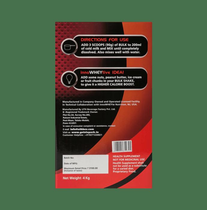 Sixpack Nutrition Bulk Rabri