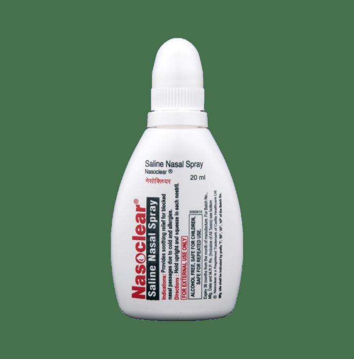 Nasoclear Nasal Spray