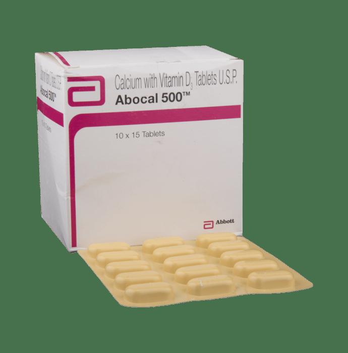 Abocal 500 Tablet