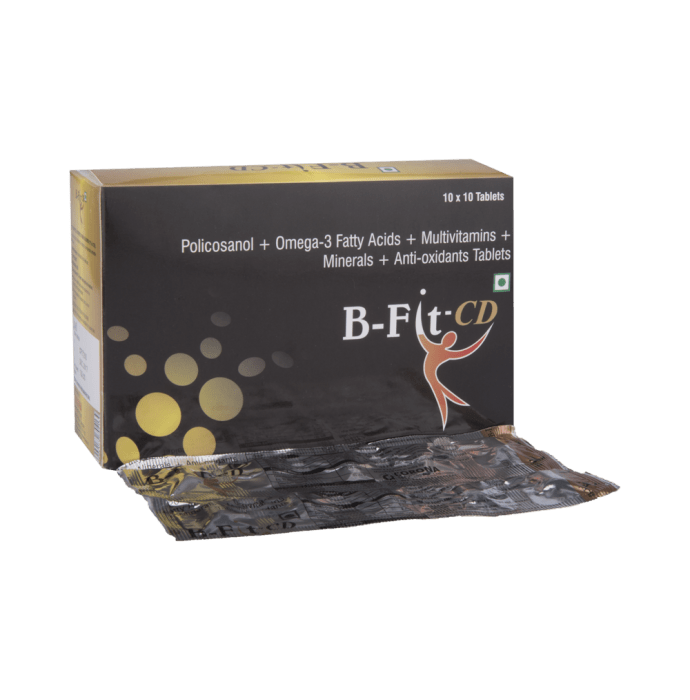 B-Fit-CD Tablet