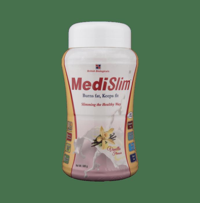 Medislim Powder Vanilla