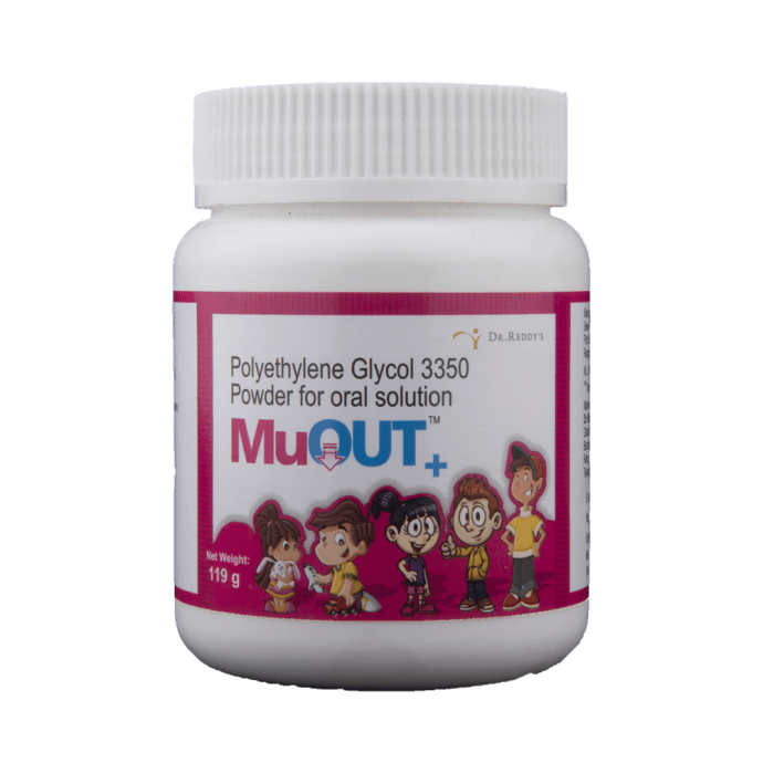 Muout Plus Powder for Oral Solution