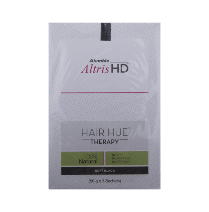Altris HD Hair Hue Therapy Soft Black