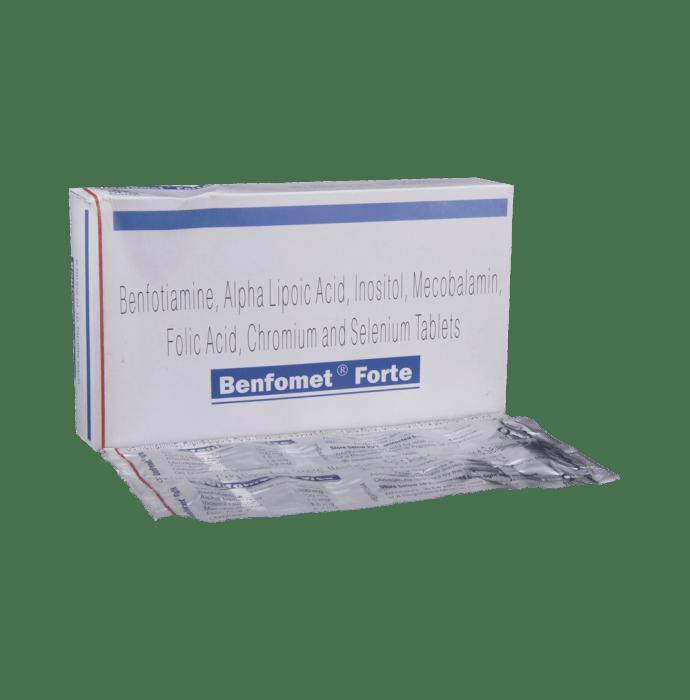 Benfomet Forte Tablet