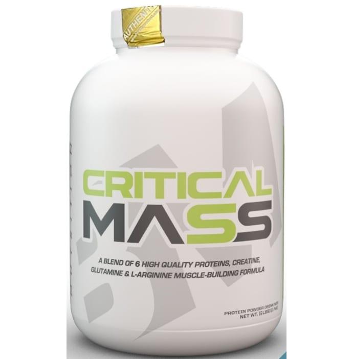 Big  Muscles Critical Mass Cookies & Cream